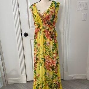 Sungrove maxi/ Plenty by Tracy Reese dress
